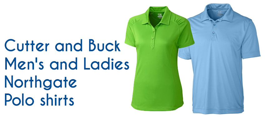 Cutter and Buck Golf Polo shirts