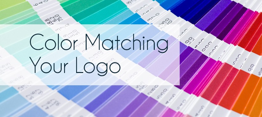 Color Matching Your Logo