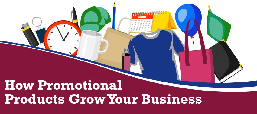 How Promotional Products Grow Your Business