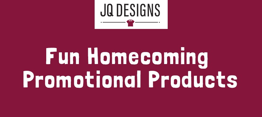 Fun Homecoming Promotional Products