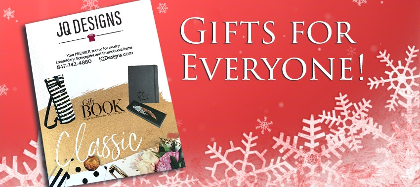 Tis' the Time of Year for Corporate Gifting!